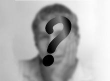 David Hobday mystery portrait
